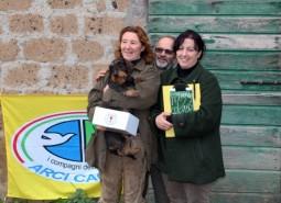 11/12/11 Castelromano (VT) traccia sangue SCHWHK